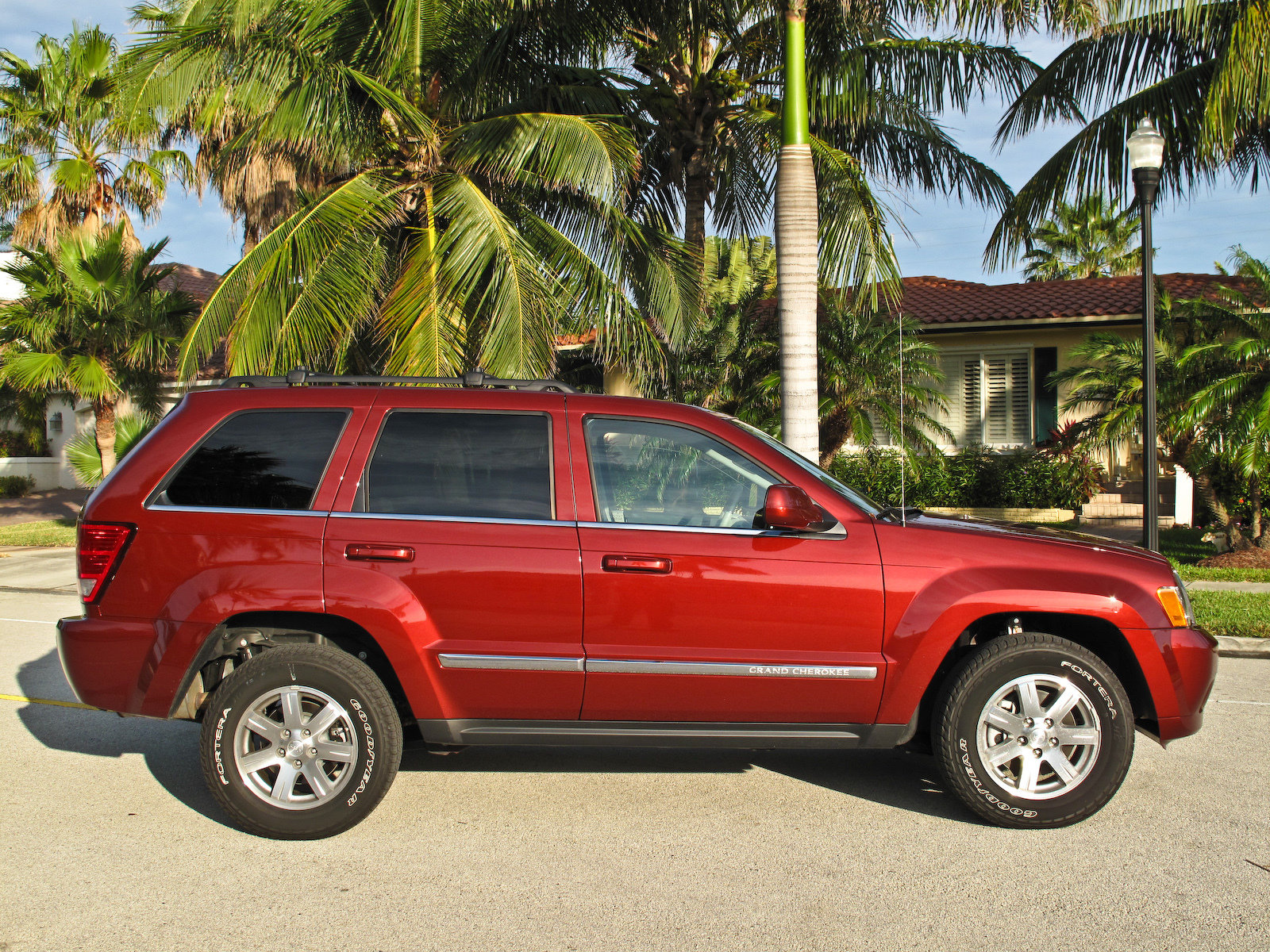 2008 jeep grand cherokee limited 4x4 diesel picture 284848 car review top speed. Black Bedroom Furniture Sets. Home Design Ideas