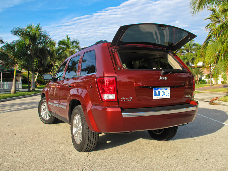 2008 jeep grand cherokee limited 4x4 diesel review top speed. Black Bedroom Furniture Sets. Home Design Ideas