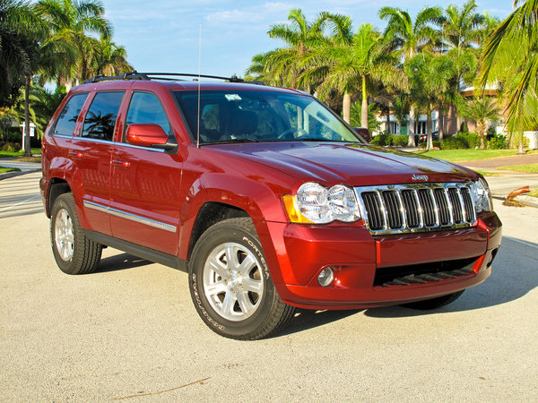 2008 jeep grand cherokee limited 4x4 diesel pictures car review top speed. Black Bedroom Furniture Sets. Home Design Ideas