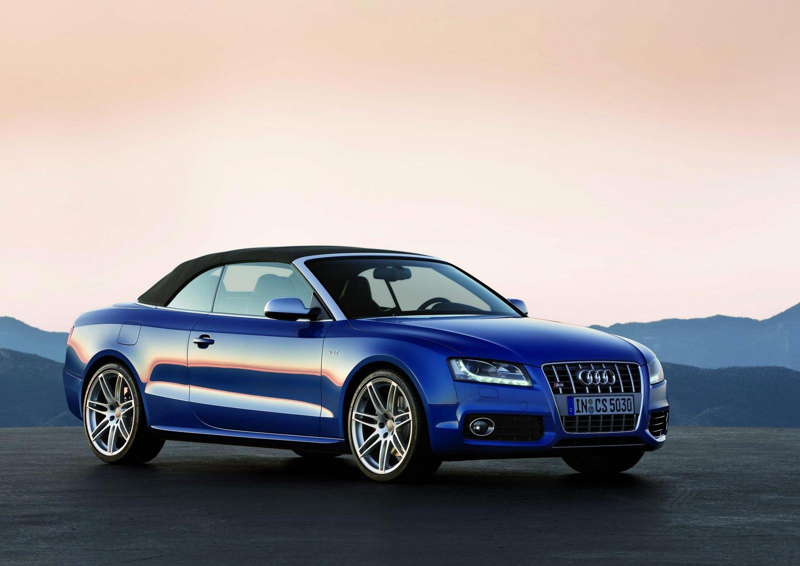 2009 audi a5 s5 convertible picture 287407 car review. Black Bedroom Furniture Sets. Home Design Ideas
