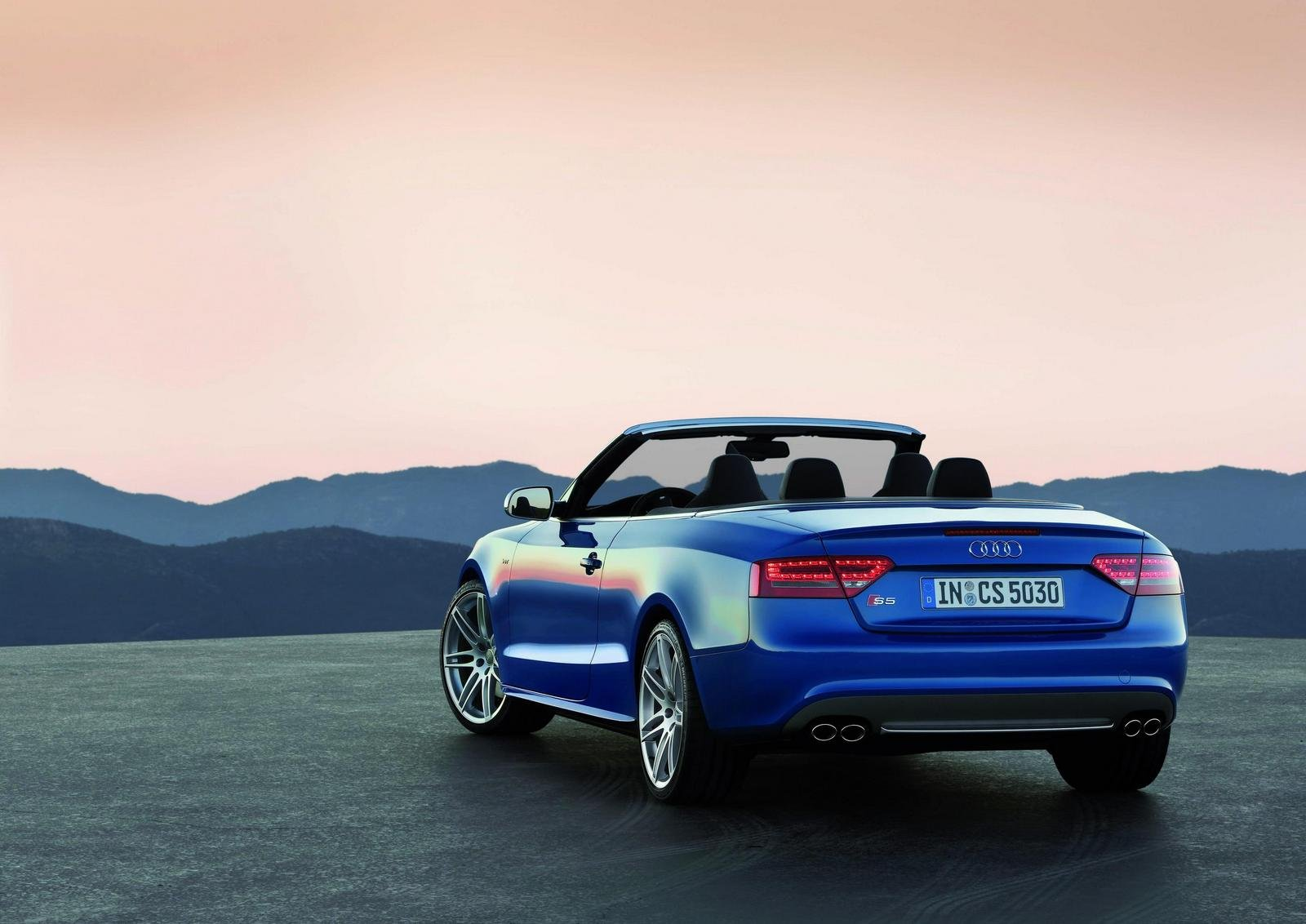 2009 Audi A5/S5 Convertible Review - Top Speed