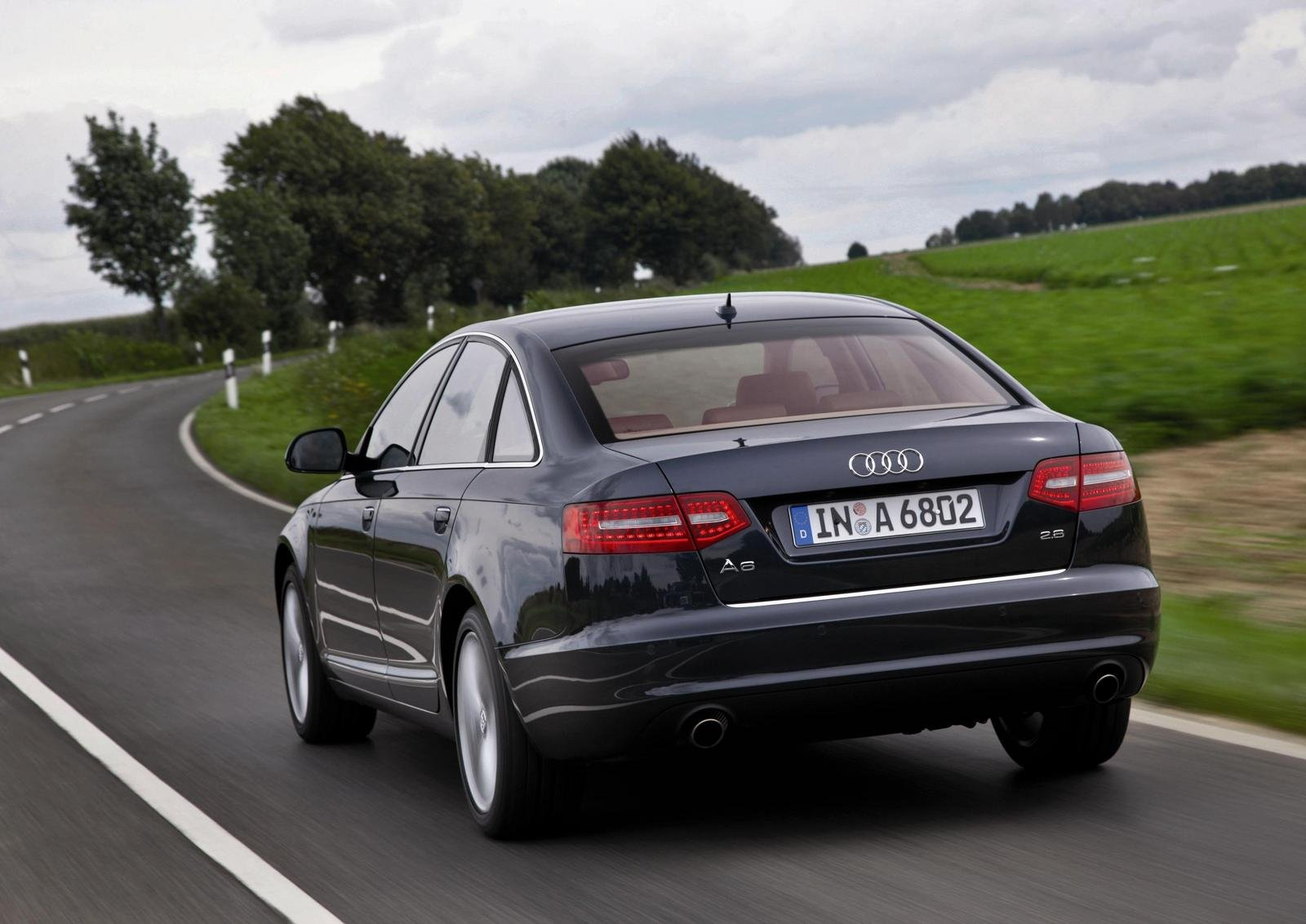 2009 audi a6 picture 284787 car review top speed. Black Bedroom Furniture Sets. Home Design Ideas