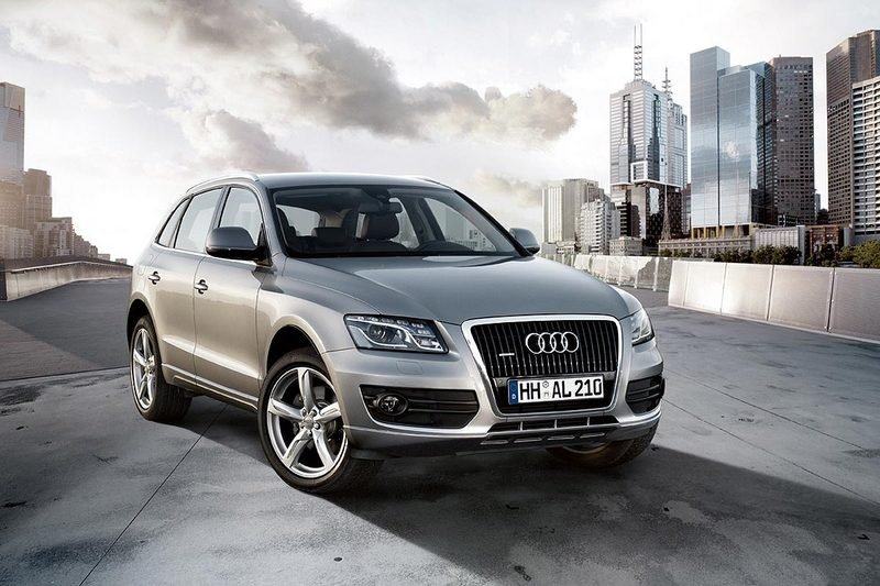 2009 Audi Q5 - US pricing announced
