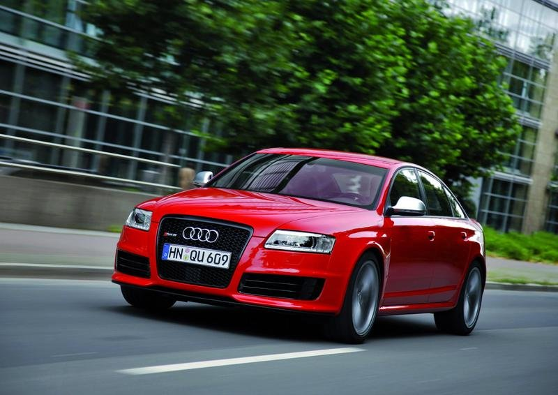 2009 Audi RS 6 Wallpaper