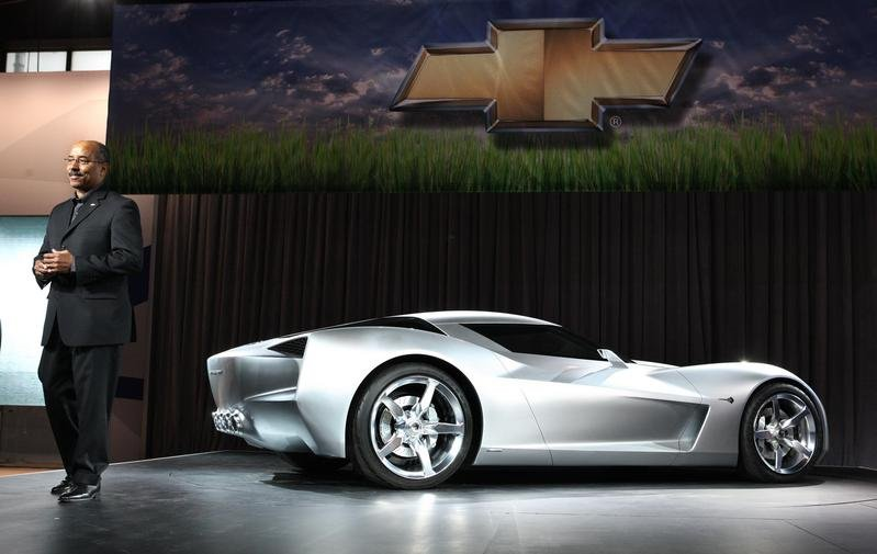 2009 Chevrolet Stingray Concept Review Gallery 285555 Top Speed
