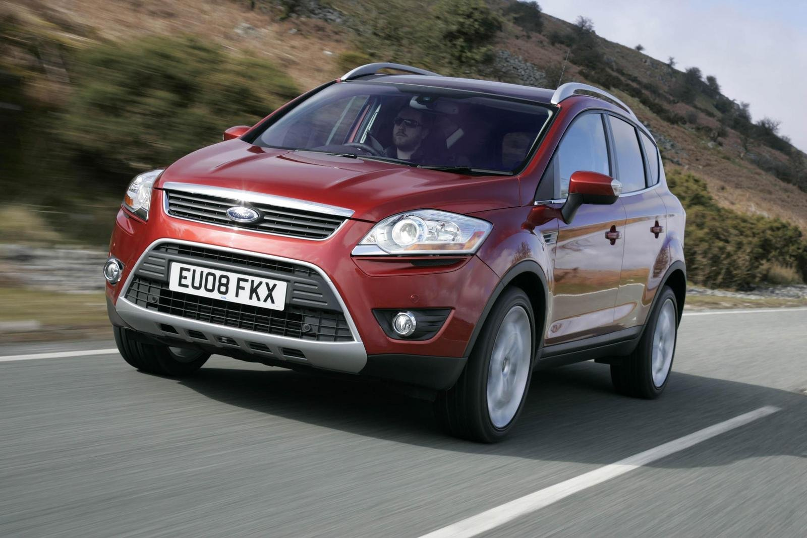 2009 ford kuga picture 287838 car review top speed. Black Bedroom Furniture Sets. Home Design Ideas