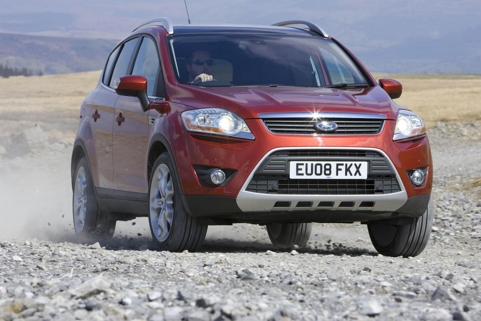 2009 ford kuga picture 287843 car review top speed. Black Bedroom Furniture Sets. Home Design Ideas