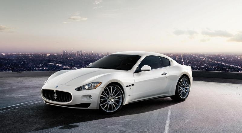 Maserati granturismo sport top speed