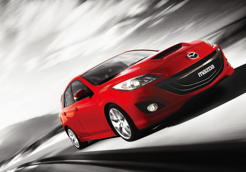 2009 MazdaSpeed3 Review  Top Speed