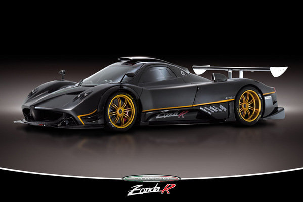 Pagani Zonda R Review Top Speed