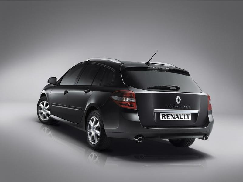 2009 Renault Laguna Black Edition