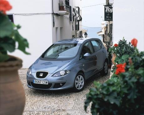 Seat Altea Xl Tuning. The SEAT Altea is attractive