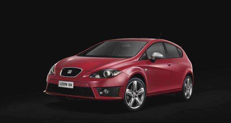 2009 Seat Leon and Altea