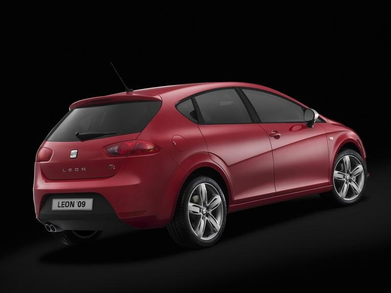 Seat Leon. 2009 Seat Leon and Altea