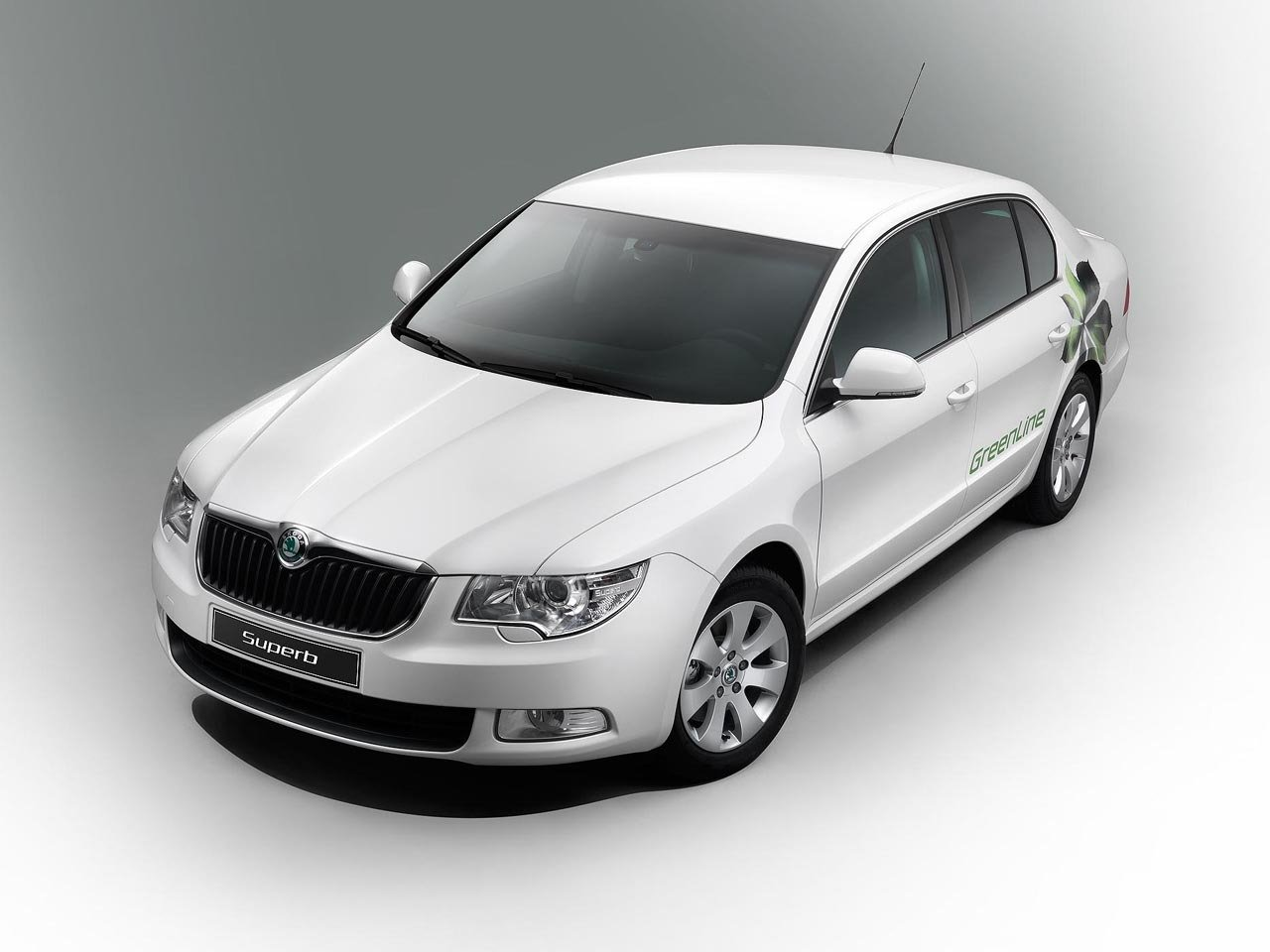gallery: 2009 Skoda Superb
