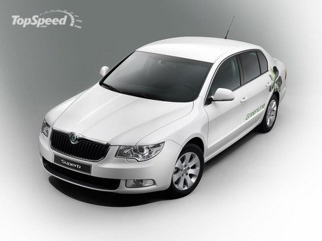 Skoda Superb Combi Greenline. skoda superb greenline