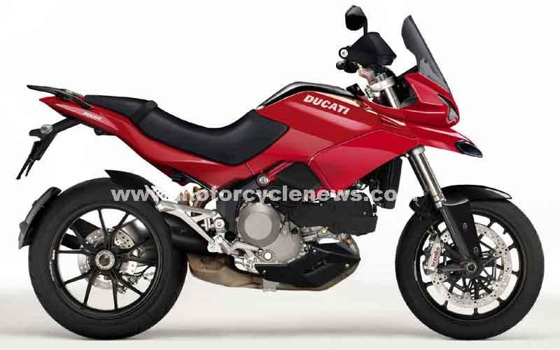 2010 Ducati Multistrada new rendering