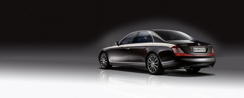 2010 Maybach Zeppelin