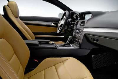 2010 Mercedes E-Class Coupe | Top Speed