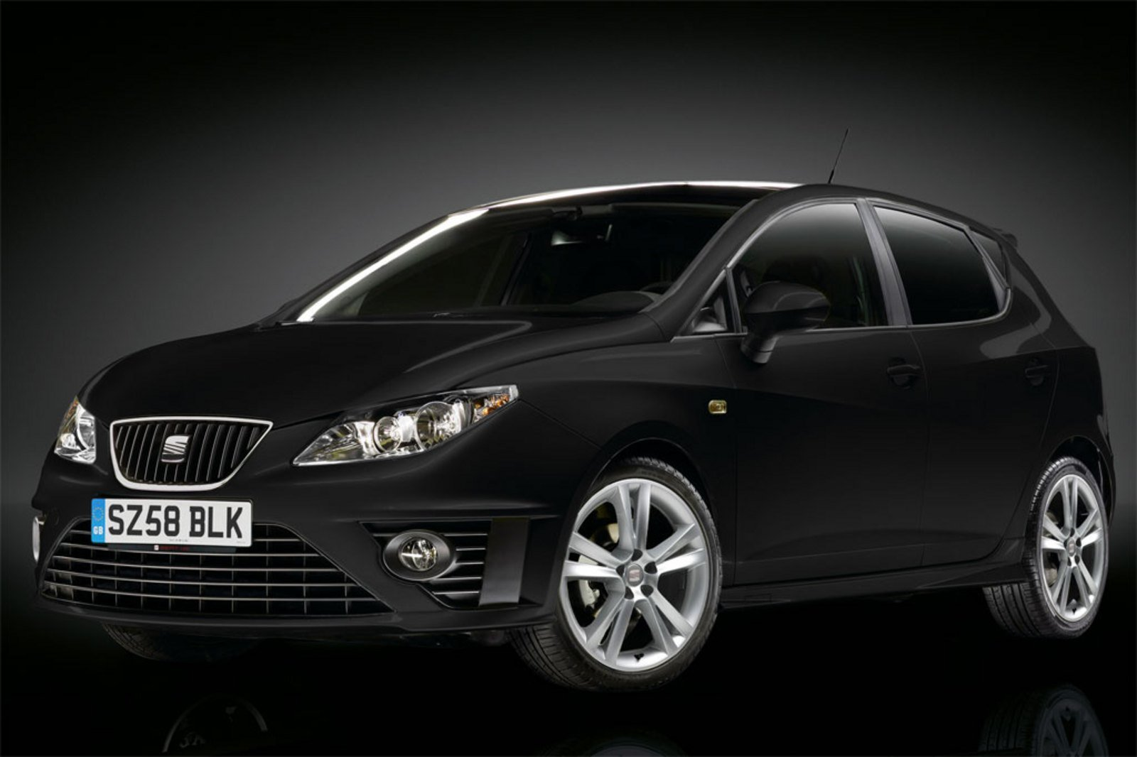2010 seat ibiza black review top speed. Black Bedroom Furniture Sets. Home Design Ideas