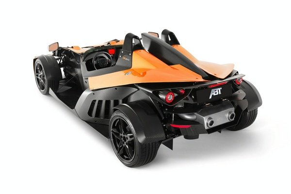 tuner abt is powering up the ktm x-bow picture