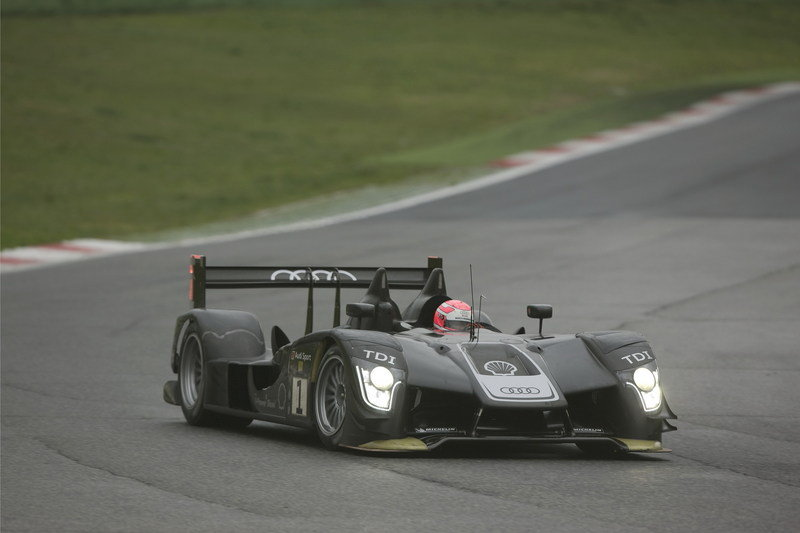 Audi R15 TDI - first full image