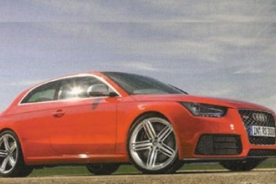 Audi RS3 coming in 2011