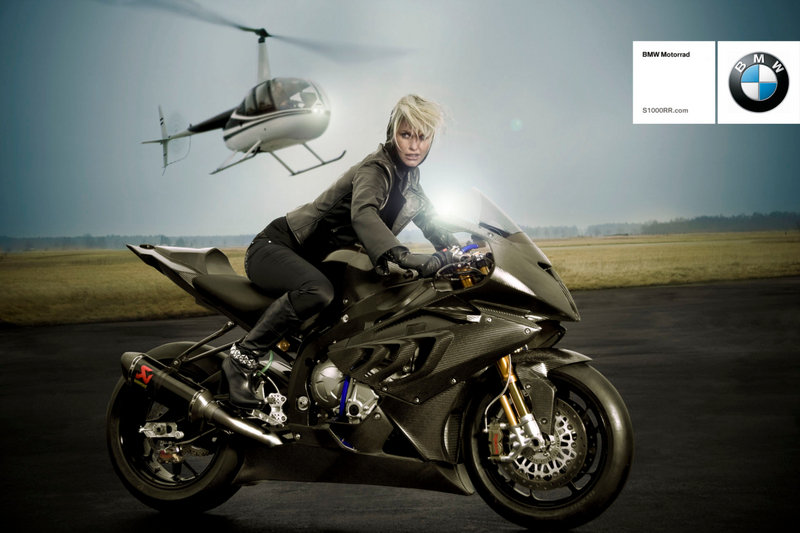 BMW S1000RR official shots