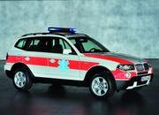 BMW X3 Rescue Vehicle