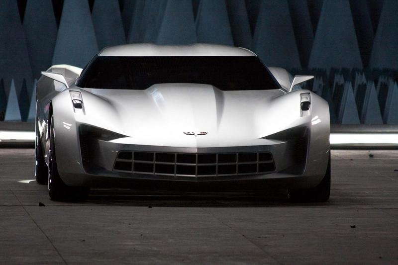 2009 Chevrolet Stingray Concept Pictures Photos Wallpapers Top
