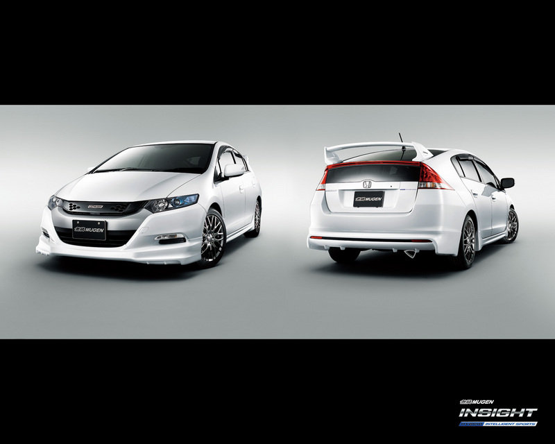 Honda Insight by Mugen