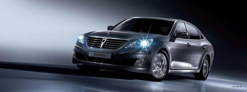 Hyundai Equus revealed; might come to USA
