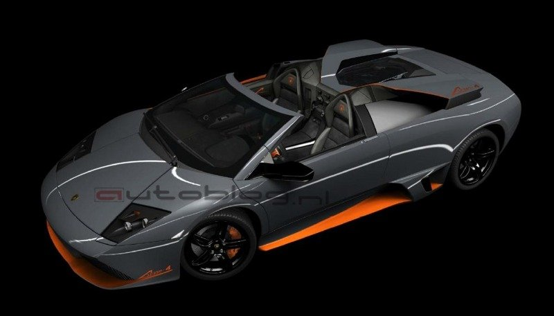 Lamborghini Murcielago LP650 4 Roadster Special Edition Limited To Only 50  Units