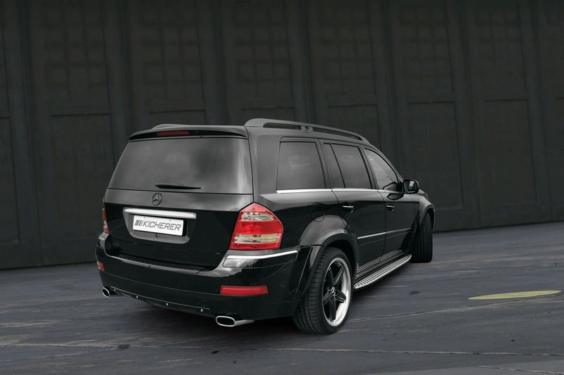 Mercedes-Benz GL 42 Black Line by Kicherer