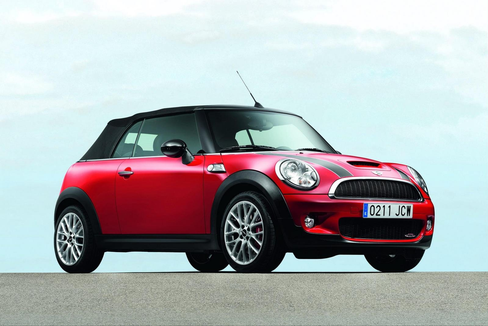 2009 mini john cooper works cabrio picture 284991 car. Black Bedroom Furniture Sets. Home Design Ideas