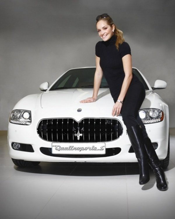 Miss World 2006 And The Maserati Quattroporte News - Top Speed