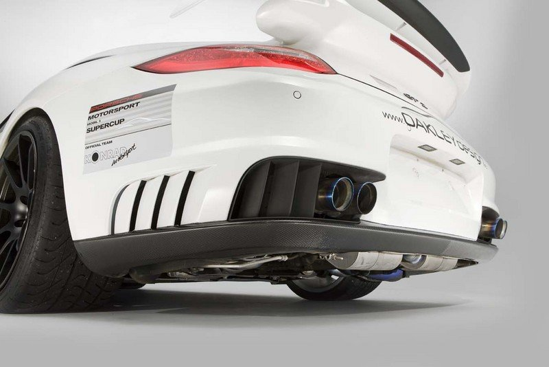 Porsche 997 GT2 by Oakley Design - image 288083