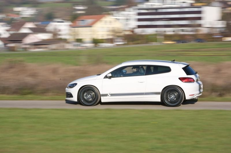 Sportec SC350 based on the VW Scirocco