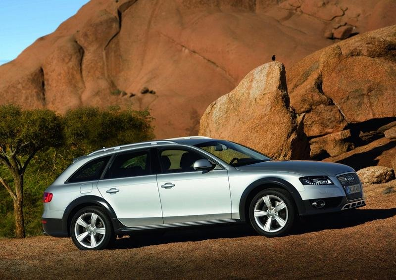 2009 audi a4 allroad quattro review top speed. Black Bedroom Furniture Sets. Home Design Ideas