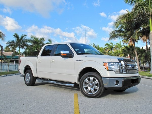 2009 ford f 150 supercrew car review top speed. Black Bedroom Furniture Sets. Home Design Ideas