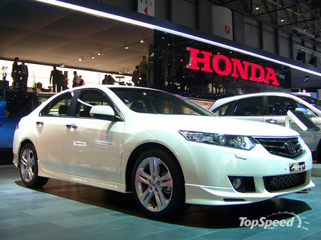 honda accord european version type s. As reported last month,