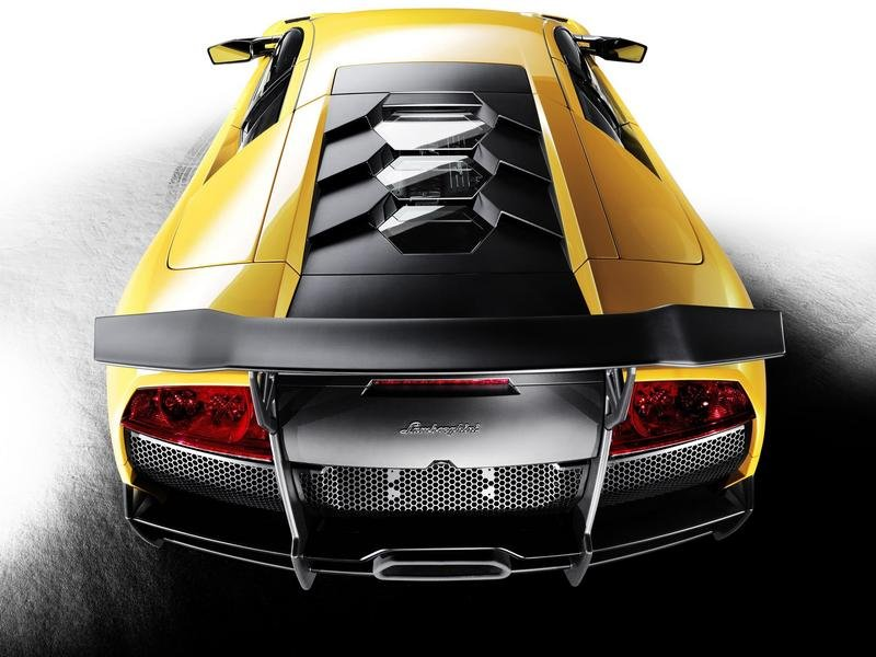 2009 - 2010 Lamborghini Murcielago LP 670-4 SuperVeloce High Resolution Exterior - image 288423