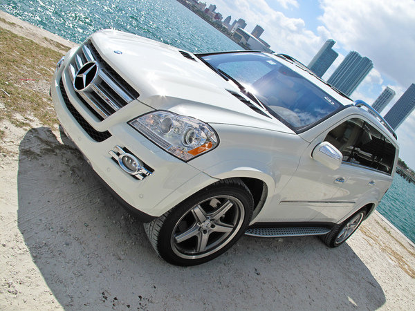 mercedes gl 550 picture