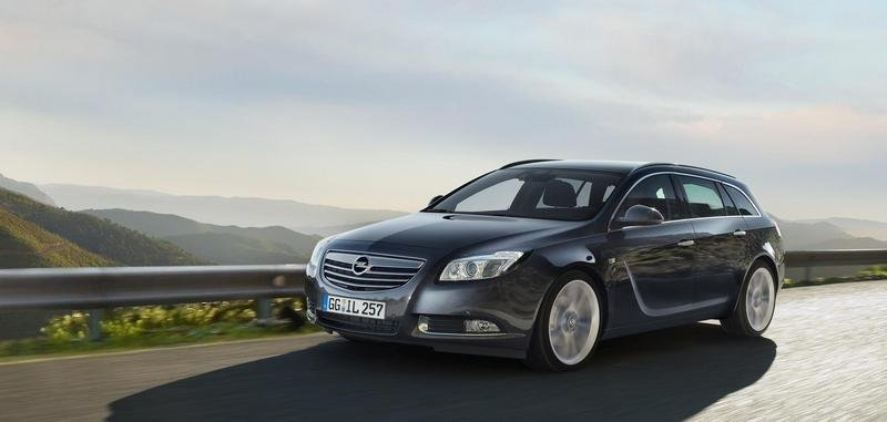 2009 Opel Insignia Sports Tourer - image 291007