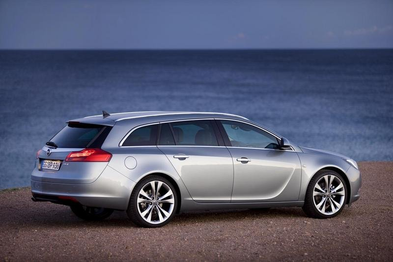 2009 Opel Insignia Sports Tourer - image 291027