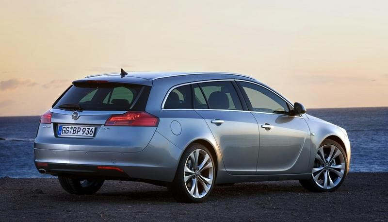 2009 Opel Insignia Sports Tourer - image 291048