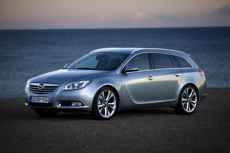 2009 Opel Insignia Sports Tourer - image 291063