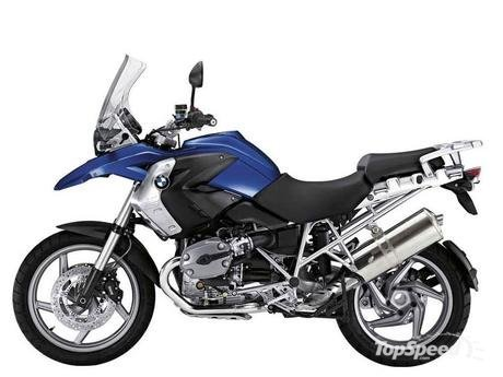 009 BMW R1200GS Special Edition