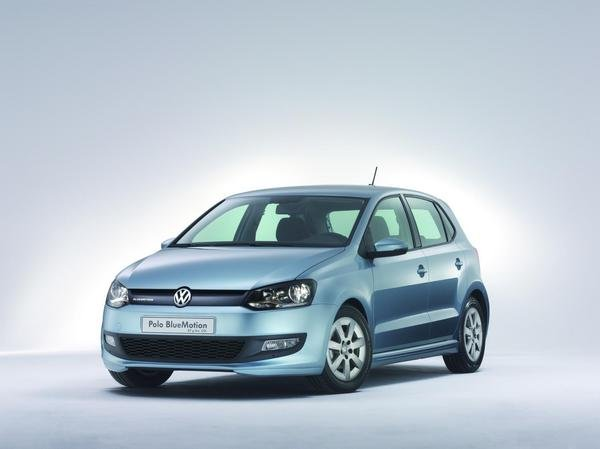 volkswagen polo bluemotion concept car picture