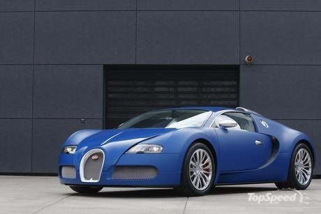 2010 Bugatti Wallpapers